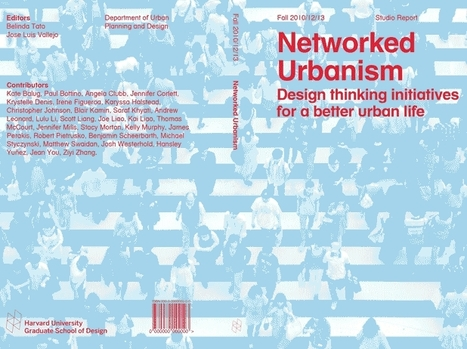Presenting the 'Networked Urbanism' Book | Available Online for Free! | ecosistema urbano | DataPolis | Scoop.it
