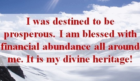 I Am Blessed With Financial Abundance!   Snigdha Krishna   Create Your Limitless Life   Scoop.it
