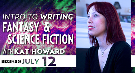 Intro to Writing Fantasy & Science Fiction | Science Fiction Books | Scoop.it