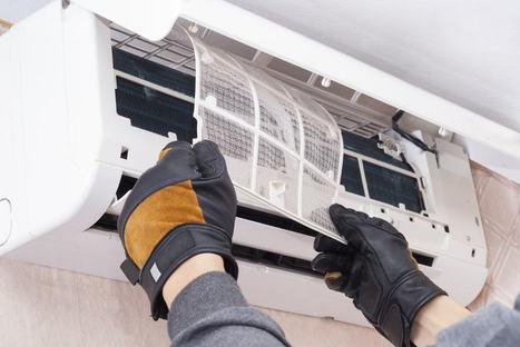 AC Repair Experts Explain Common Blower Unit Problems in Ductless ACs | Laird and Son | Scoop.it