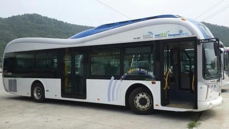 Autobuses eléctricos que se recargan gracias al asfalto   InnovAdores   Scoop.it