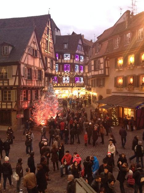 Colmar, France: A Storybook Alsatian Christmas | Colmar et ses manifestations | Scoop.it