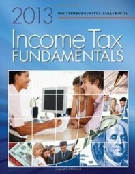 Test Bank For » Test Bank for Income Tax Fundamentals 2013, 31st Edition : Whittenburg Download | Accounting Online Test Bank | Scoop.it