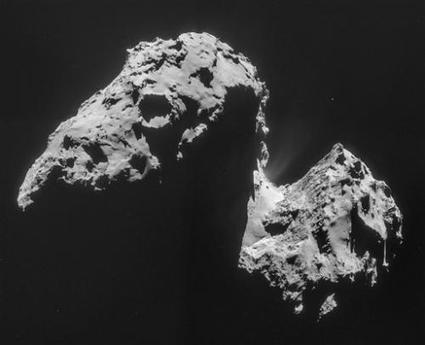 Mystery of where Earth's water came from deepens: Comet water is different | Sustain Our Earth | Scoop.it