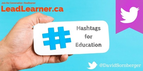 LEARNing with and through Twitter | Hashtags for Education | SocialMedia | eSkills | Moodle and Web 2.0 | Scoop.it