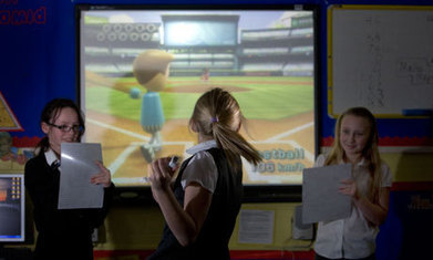 Game on: using computer games to captivate your class | Evidence of #GBL at primary | Scoop.it