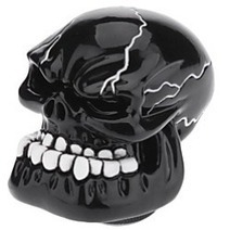 Save Big On Car Accessories Online:  Cool Skull Style Resin Car Gear Shift Knob | +++ Car Accessories Shop | Scoop.it