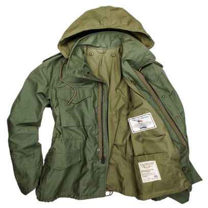 M65 Field Jacket Giveaway – TheReliableSeries | North American Made | Scoop.it