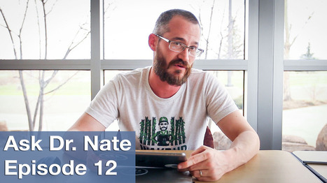 Ask Dr. Nate Episode 12: Lighting for Vertical Farms | Vertical Farm - Food Factory | Scoop.it