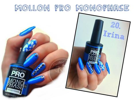 Betty Nails: Gel Polish | MOLLON Pro Monophase - Irina | Betty Nails | Scoop.it
