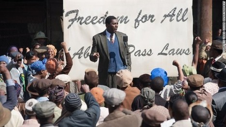 Mandela: Long Walk to Freedom - A Few Thoughts | South Africa | Scoop.it