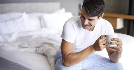 6 Strategies to Sleep Soundly, Wake Rested, and Accomplish More ... | Random | Scoop.it