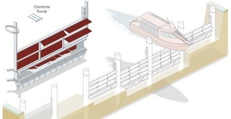 Una barrera para protegerse de la sal | 2ª Evaluación | Scoop.it