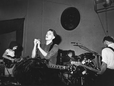 Between Joy Division and 'Blue Monday': New Order live in the East Village, NYC, 1981   SongsSmiths   Scoop.it