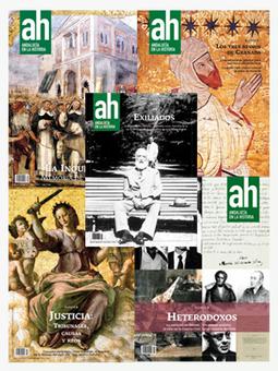 Cinco nuevos números de la revista 'Andalucía en la Historia',  disponibles a un clic | Enseñar Geografía e Historia en Secundaria | Scoop.it