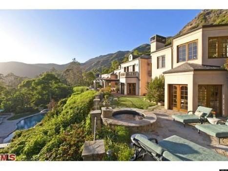 Les plus belles villas de stars mises en vente | Immobilier | Scoop.it