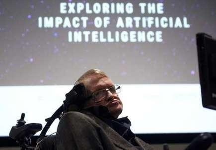 Stephen Hawking opens British artificial intelligence hub (Update) | News we like | Scoop.it