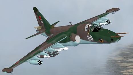 FSX - Sukhoi Su-25K/TM(Su-39) Frogfoot Multi Livery Package | fsx | Scoop.it