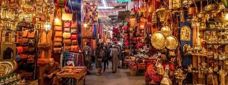 Marrakech - Souks et Médina - Morocco Trip Travel   Tourisme   Scoop.it