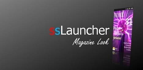 ssLauncher the Original 1.14.1 apk   Android Themes   Scoop.it