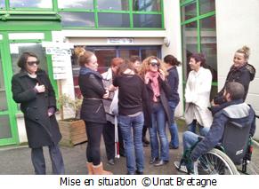 Les professionnels bretons du tourisme social et solidaire forment leurs équipes au handicap | Tourisme Social et Solidaire | Scoop.it