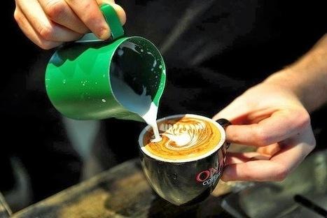 1000 kerja: Cara membuat Caffe Latte yang tepat dan nikmat   1000 working   Scoop.it