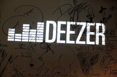 Deezer annonce une levée de fonds de 100 millions d'euros | A Kind Of Music Story | Scoop.it