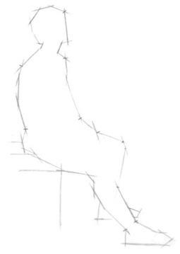 due metodi per disegnare la figura umana in proporzione - Circolo d'Arti - scuola di disegno e pittura | Disegno e pittura | Scoop.it