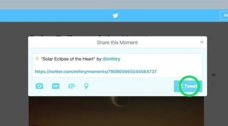 Twitter now lets anyone create Moments about anything | Multimedia Journalism | Scoop.it