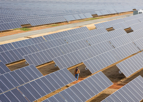 Apple is ready for its closeup on clean energy - GigaOM | Clean energy latest news and views | Scoop.it