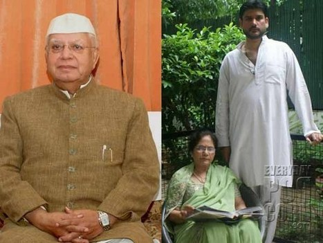 Its Son Rise For ND Tiwari (Former Governor of A.P.) | indain politics | Scoop.it