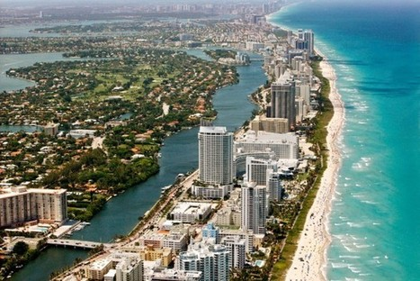 How Climate Change Is Fueling the Miami Real Estate Boom | NWK Building Projects | Scoop.it