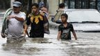 Philippine capital hit by floods | IB&A Level Geography | Scoop.it