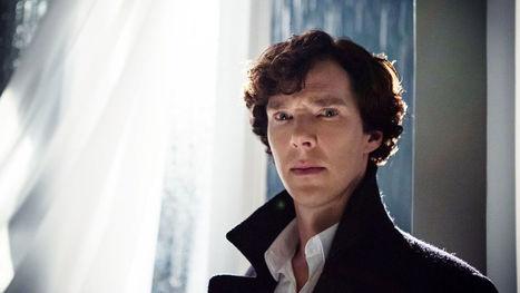 Finding The Lighter Side Of Sherlock Holmes | Digital Cinema - Transmedia | Scoop.it