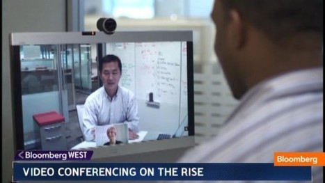 Video Conferencing Is on the Rise: Video | CCNA | Scoop.it