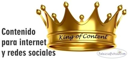 Contenido para internet y redes sociales ¿Que debo publicar? | Web 2.0 y algo más | Scoop.it