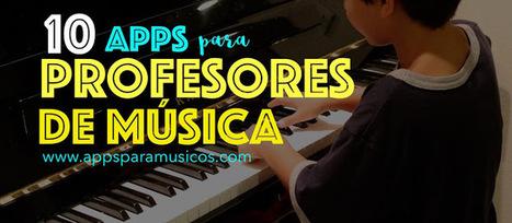 Apps para músicos: 10 apps para profesores de música | Recull diari | Scoop.it
