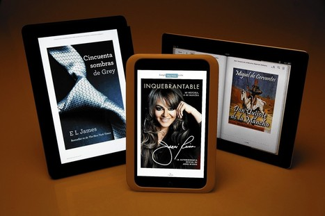 Spanish-language books flourish thanks to e-readers | Spanish in the United States | Scoop.it