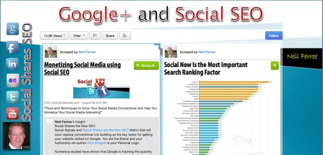 Google Plus and Social SEO | Showcase of custom topics | Scoop.it
