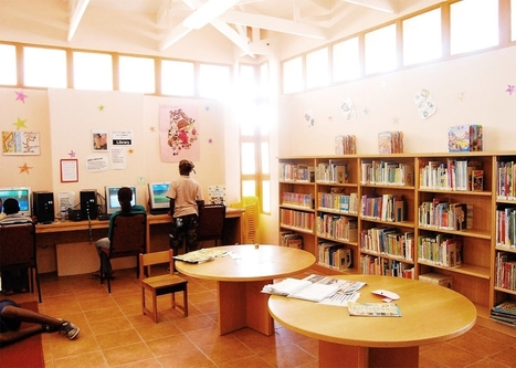 As Books Disappear, Libraries Are Still Transforming the World   innovative libraries   Scoop.it