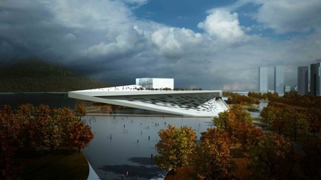 Snohetta's Winning Opera House Design Brings Classical Music To The Masses In Busan | The Architecture of the City | Scoop.it