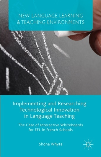 Shona Whyte: Implementing and Researching Technological Innovation in Language Teaching | TELT | Scoop.it