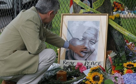 Nelson Mandela funeral: what happens now - Telegraph.co.uk | events in africa | Scoop.it