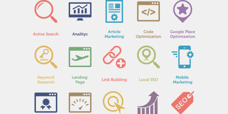 Download free 60 SEO services icon sets | W3 Update | Tutorial | Scoop.it