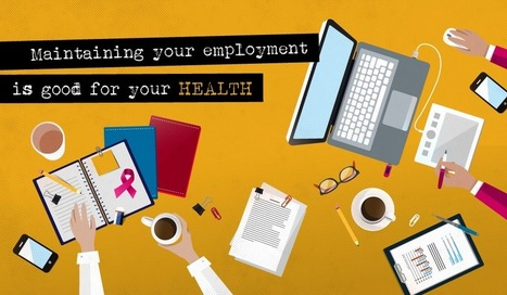 Cancer and Your Career: The Road to Preserving Employment Opportunity | Health Communication and Social Media | Scoop.it