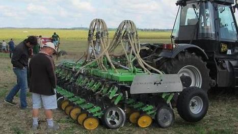 Miser sur les sols, un enjeu pour les agriculteurs | Agroéquipement | Scoop.it