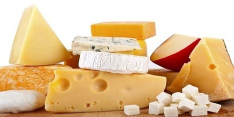 Some Of The Most And Least Healthy Cheeses! | Health | Scoop.it