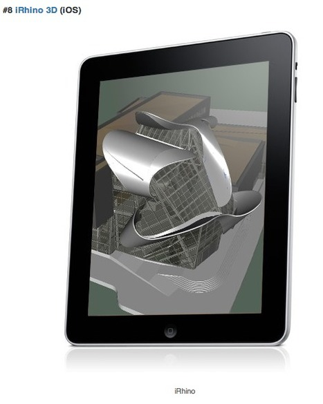Get all your CAD plans on a mobile device: Top 10 Apps for Architects | The Architecture of the City | Scoop.it