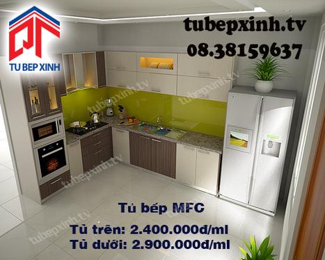 Tủ bếp MFC nhà anh Quang tại Biên Hòa | Tủ bếp, tủ bếp hiện đại với thiết kế đẹp, mang niềm vui đến gia đình bạn | Scoop.it