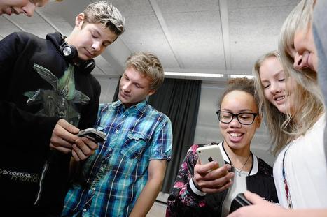 Nuorten mediataidoissa isoja eroja – moni ei tunnista kaupallista tekstiä mainokseksi   Opettaminen, oppiminen ja TVT   Scoop.it